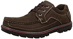 Action Shoes Mens Coffee Sneakers - 9 UK/India (43 EU)(C21-3123)