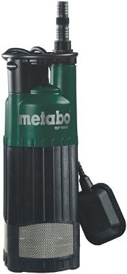 Metabo Tauchdruckpumpe TDP7501S, Mehrfarbig, 1000W, 230Volt, 50Hz