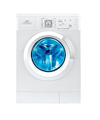 IFB Eva Aqua VX Fully-automatic Front-loading Washing Machine (5.5 Kg, White)