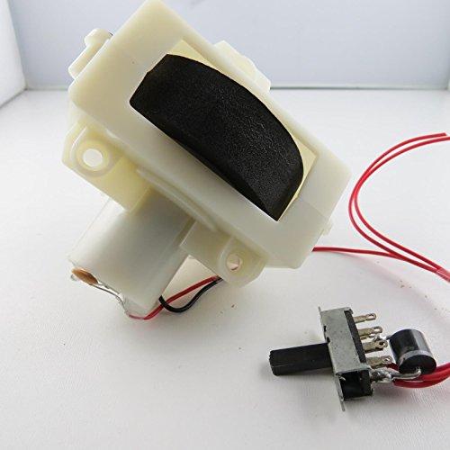 Unbekannt Antriebsmotor mit Moosgummi Rolle Motor Laufband Fließband