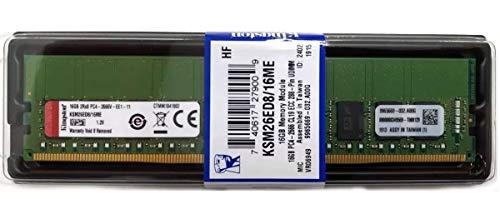 Kingston KSM26ED8/16ME Desktop- und Notebook-Arbeitsspeicher