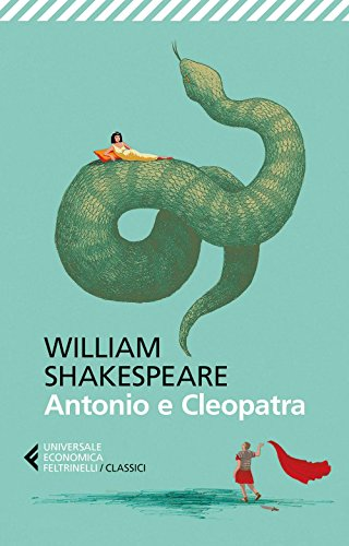 Antonio e Cleopatra. Testo originale a fronte