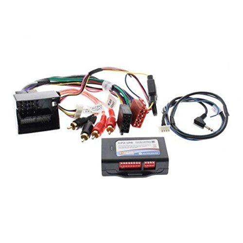 Dietz CAN-Bus/Lenkrad Interface für Audi, Volkswagen, VW, Seat - Quadlock - CP2_VAG52