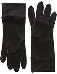 Salewa Ortles Pl/Silk Gloves - Guantes para hombre, color negro, talla XS