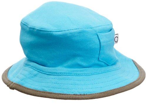 Noppies - Berretto, bimbo Blu (Blau (Aqua )) Taglia unica