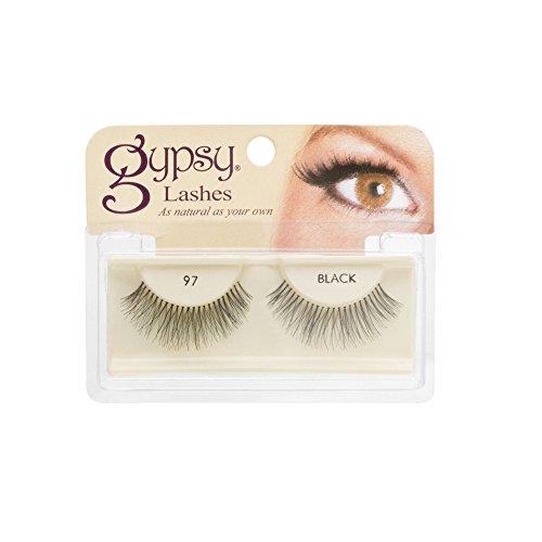 GYPSY LASHES False Eyelashes - 907 Black