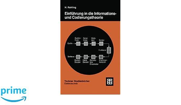 informationstheorie und codierung mildenberger otto