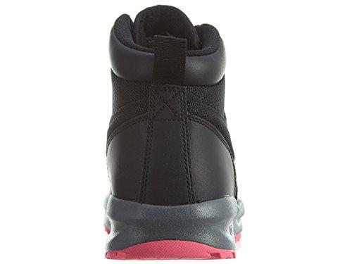 Nike Mädchen 859412-006 Turnschuhe Black (Schwarz / Schwarz-Hyper Pink)