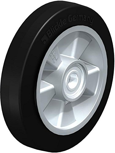BLICKLE RAD ALEV 200x 50/20–54K Rad, 20cm Durchmesser, 1210LB. Tragkraft