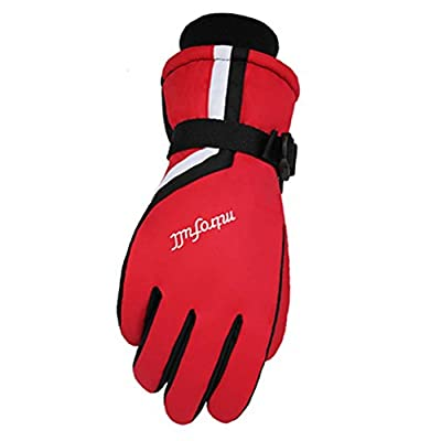 Frauen Winter Windproof Wasserdichte Ski Handschuhe Ski Gear Sport Handschuhe, 02