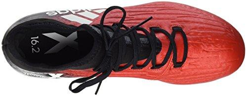 adidas Herren X 16.2 Fg Fußballschuhe Rot (Red/ftwr White/core Black)
