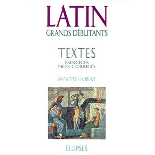 Latin grands débutants