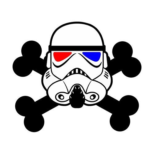 3D X Trooper Star Wars Men's Vest White