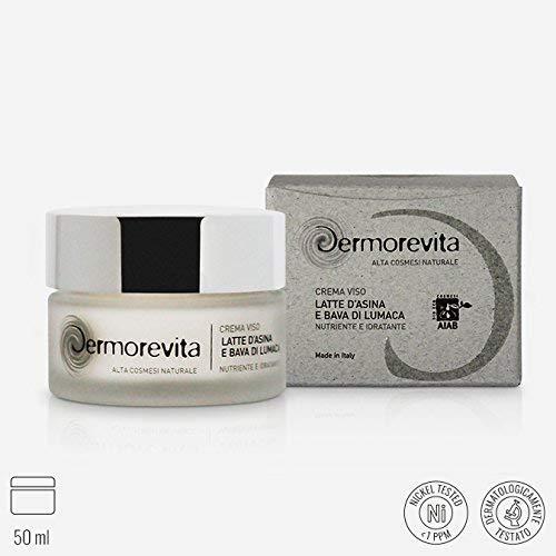 Zoom IMG-3 dermorevita crema viso con latte