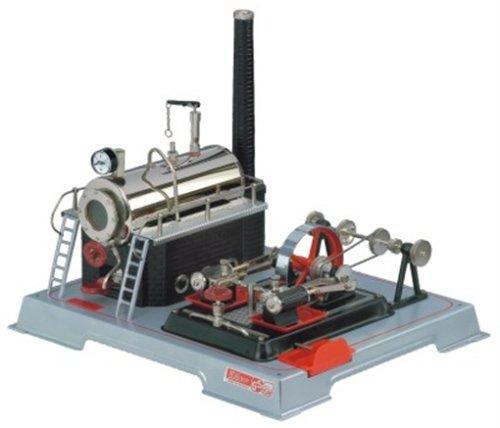 00022 - Wilesco D 22 - Dampfmaschine
