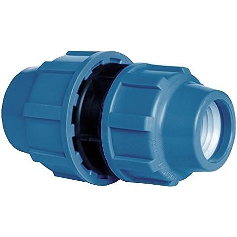 Cornat Sistema de Riego de polietileno Reductor de acoplamiento, 32x 25mm, rosca interior polipropileno para agua
