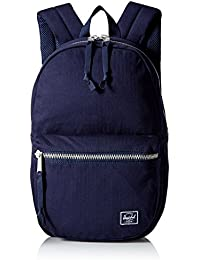 bd8f6fc92629 Herschel Supply Co Lawson Canvas Backpack Bag Peacoat Navy