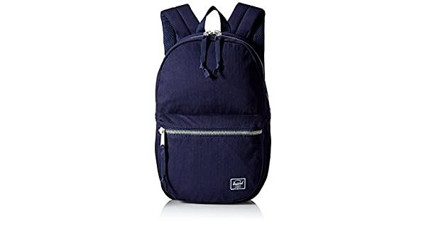 Herschel Supply Co Lawson Canvas Backpack Bag Peacoat Navy  Amazon.co.uk   Luggage ca09fc48b3404