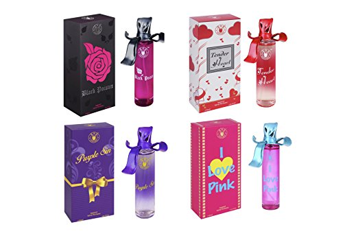 W.O.W. Perfumes - *Combo Offer* for Women - 30 ml Perfumes