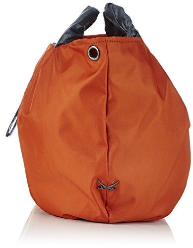 Sansibar Sunray B-215 SY 44 Damen Shopper 50x32x20 cm (B x H x T) Orange (rust)