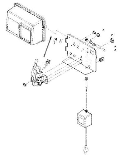 Motor 24V Inf Duplex méca (Duplex Motor)