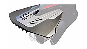 Sport Marine SE Sport SE400 Hydro Foil Gray for 40 HP and Up 74646 by Marine Sport