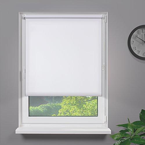 1-Parent Fensterdecor Klemmfix Klemmrollo Klemmfix, Montage ohne bohren