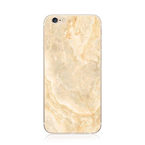 Coque iPhone 7 Housse étui-Case Transparent Liquid Crystal marbre en TPU Silicone Clair,Protection Ultra Mince Premium,Coque Prime pour iPhone 7 (2016)-style 13 iphone6plus-9