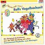 ROLFS VOGELHOCHZEIT - arrangiert für mit CD - Instrumental-Ausgabe - PLAYBACK [Noten / Sheetmusic] Komponist: ZUCKOWSKI ROLF