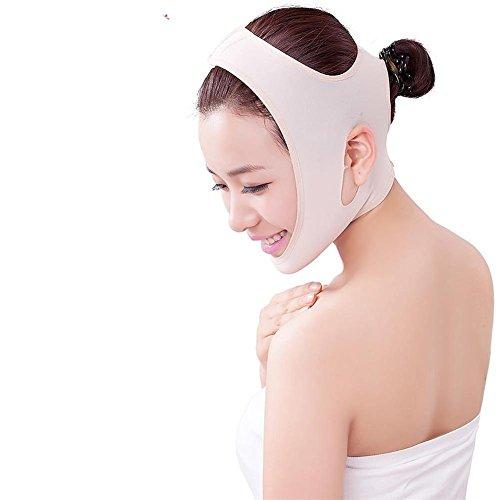 TT Mento guancia Slim Lift up anti rughe maschera ultra-sottile V linea del viso cinghia fascia