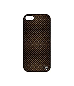 Vogueshell LV Pattern Printed Symmetry PRO Series Hard Back Case for Apple iPhone SE