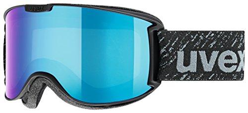 Uvex Skyper LM Skibrille, black, One size