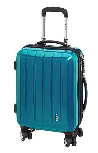 Check in Set de bagage, 16 türkis (Bleu) - 2210516550