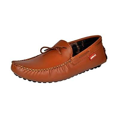 Mocas 767 Tan Driving Loafers 11 UK