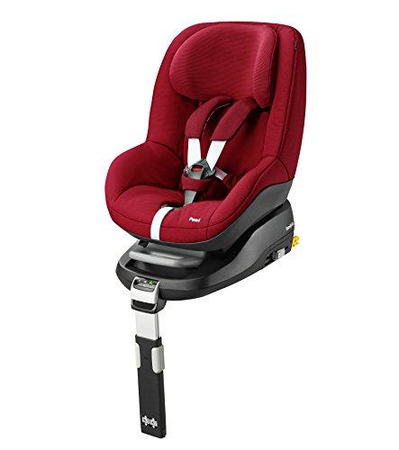 Maxi-Cosi Pearl, Kinderautositz Gruppe 1 (9-18 kg), robin red, ohne Isofix-Station
