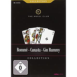 Rommé, Canasta, Gin Rummy - The Royal Club