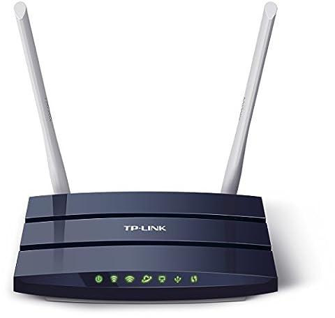 TP-Link Routeur 1200 Mbps Wi-Fi Gigabit Bi-Bande: 300 Mbps en