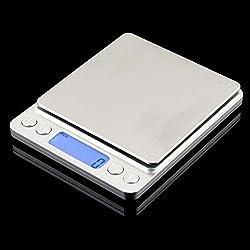 Alcoa Prime Mini Electronic bilancia balanza Digital Jewelry joyeria weigh weight Scale scales Balance Pocket Scale LCD Display 2000g x 0. 1g