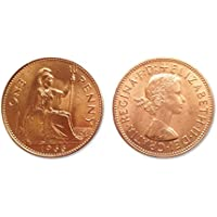 Monete per collezionisti - 1966 World Cup Winners One Penny / moneta fior di conio 1p