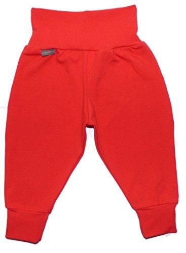Herren Kostüm Springen - Mauala Babyhose 50-104 rot, 98