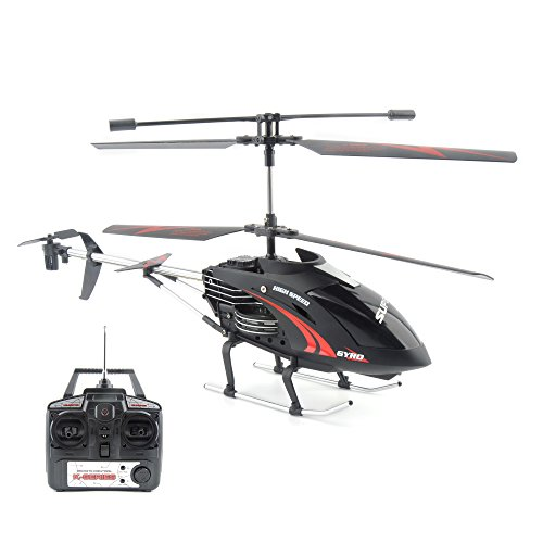 GizmoVine 505 HubschrauberFerngesteuert RC Helikopter Spielzeug 3.5 Channel Flugzeug Radio Kontrolle