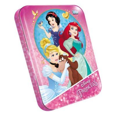 Topps Disney Prinzessin Pocket Mini Zinn (Einer Aus Random)