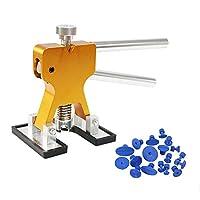 19pcs Automobiles Body Paintless Dent Remover Repair Puller Kit Tools Car Vehicle Concave Dent Repair Puller Set
