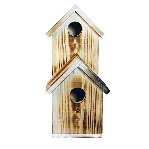 xclou-double-square-wooden-bird-house-nesting-box-flamed-bird-house-breeding-site-with-2holes-14x-22