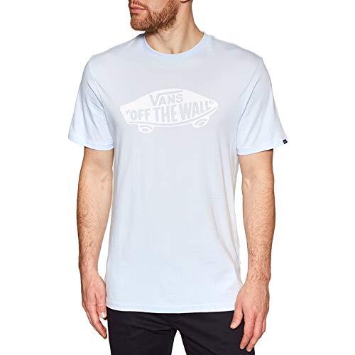Vans Otw, T-Shirt Uomo, Grigio (Heather-White Tdj), X-Small