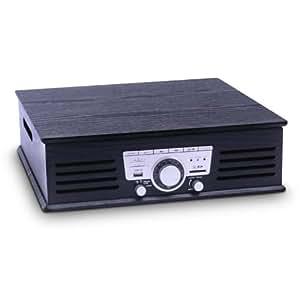 BigBen TD94 Tourne-Disque USB Multicolore