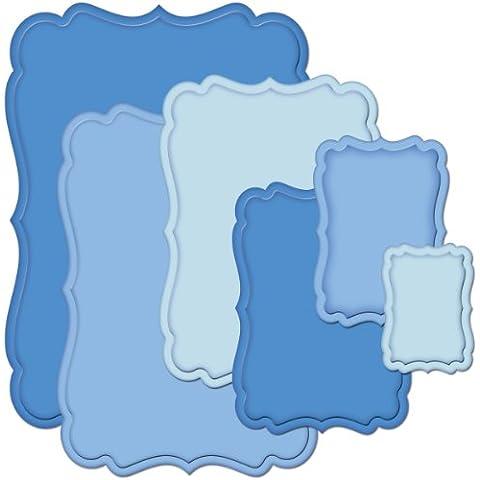 Spellbinders Nestabilities Dies-Etichette decorative