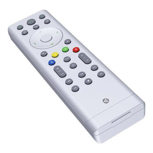 Gioteck MK1 White Premium Media Remote Control and Keyboard (Xbox One S) (New)