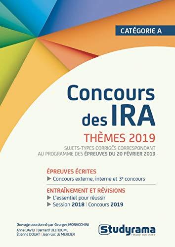 Concours des IRA par Collectif