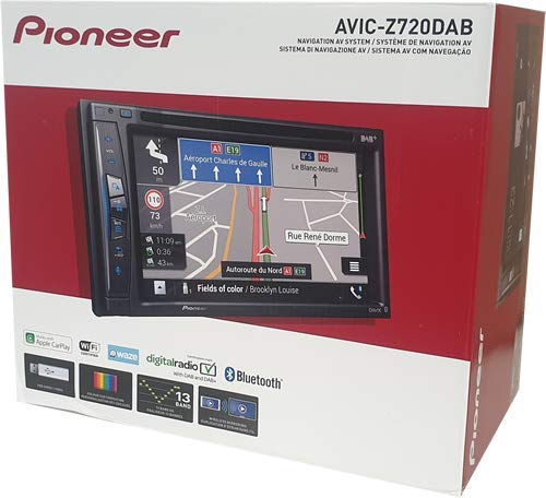 Pioneer-Avic-Z720DAB-Navigation-AV-System